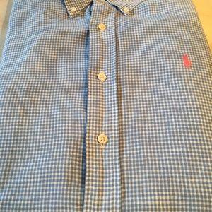 RALPH LAUREN - Men's Button Down Shirt